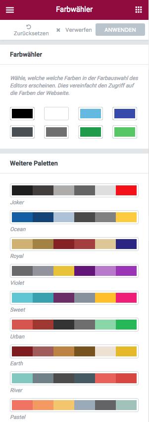 Farbwähler