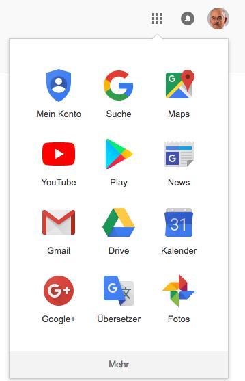 Gratis Google-Tools