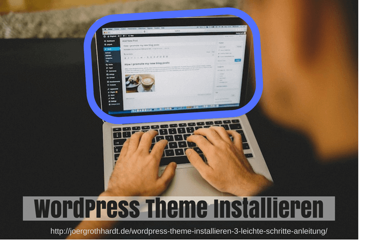 WordPress-Theme-installieren