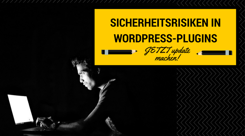 Sicherheitsrisiken in WordPress-Plugins