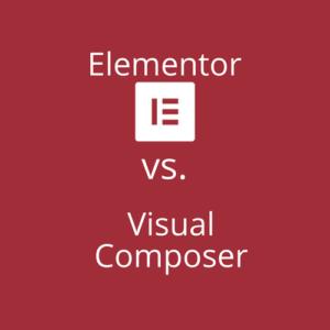 Elementor vs. Visual Composer