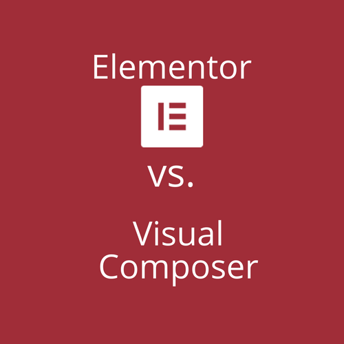 Elementor vs. Visual Composer