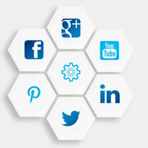 Social Media Besucher