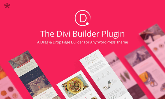 divi builderplugin