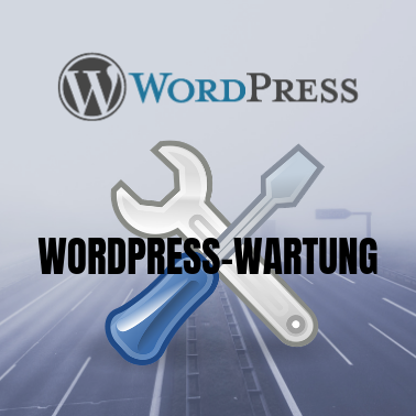 WORDPRESS-Wartung
