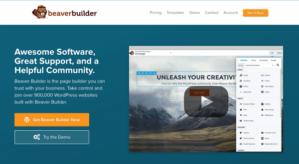 BeaverBuilder-Page-Builder